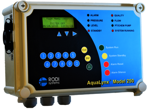 Al 250 Reverse Osmosis Monitoring And Control System By